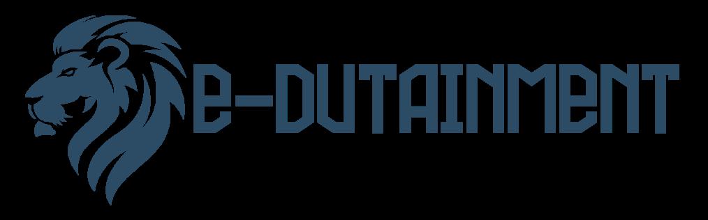 Logo E-dutainment