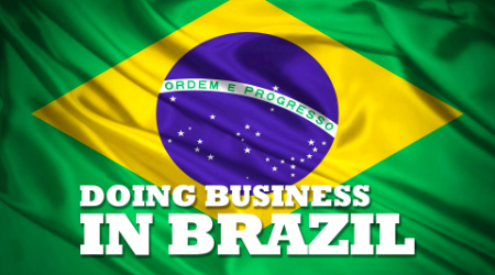 Sur votre application e-dutainment, vous pourrez regarder Doing Business In Brazil !