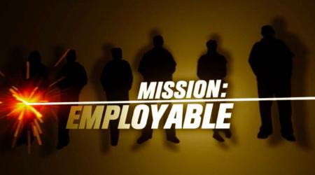 Sur votre application e-dutainment, vous pourrez regarder Mission : Employable !