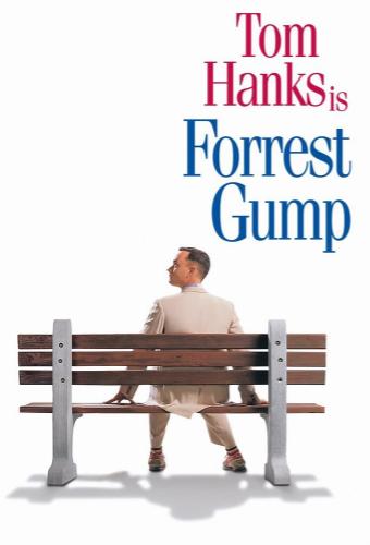 Sur votre application e-dutainment, vous pourrez regarder Forrest Gump !