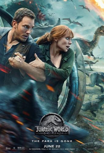 Sur votre application e-dutainment, vous pourrez regarder Jurassic World !