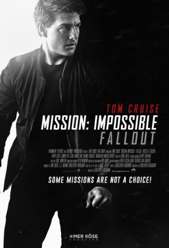 Sur votre application e-dutainment, vous pourrez regarder Mission Impossible : Fallout !